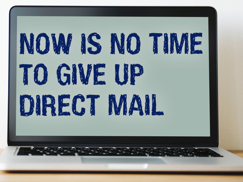 Direct Mail – Time for a change?